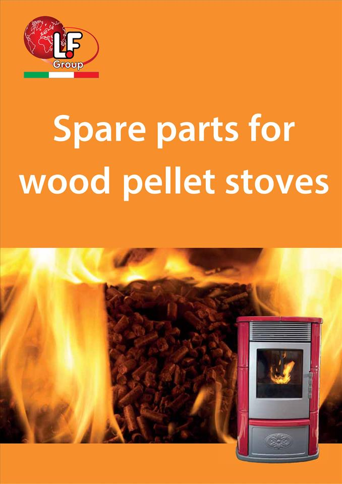 Spare parts for wood pellet stoves 10/2017
