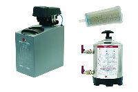 Water softeners and spare parts