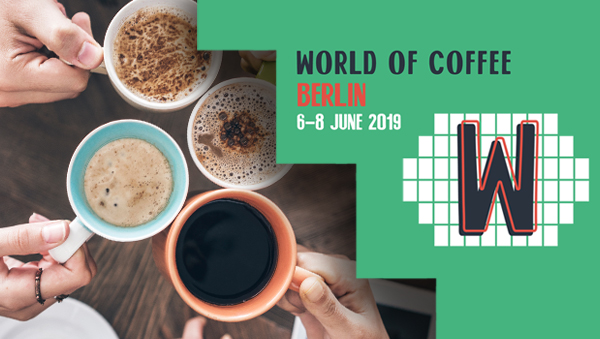 LF i GEV na targach World of Coffee Berlin 2019